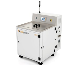 Resin Removal System Optimizes Workflow