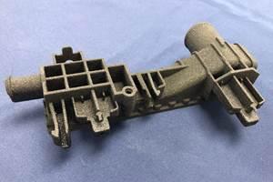Look Again: This 3D Printed Part Isn't Plastic