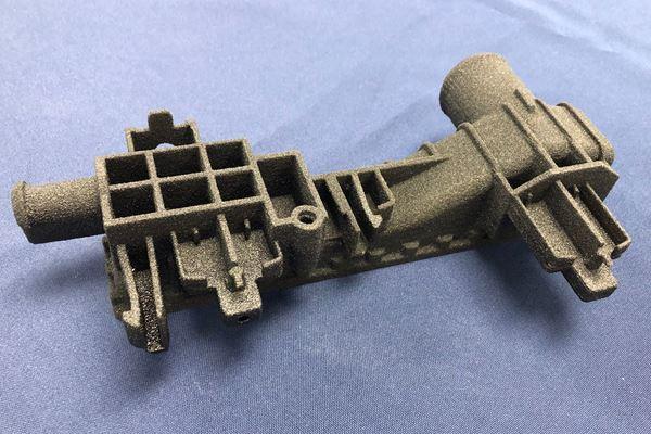 Look Again: This 3D Printed Part Isn't Plastic image