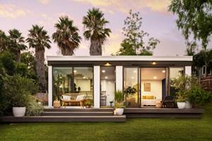 3D Printed Prefab Homes, Made from Composite and UL-Certified