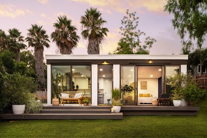 Mighty Buildings prefab 3D printed house