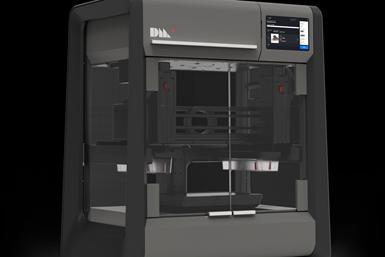 Desktop Metal Studio System Printer