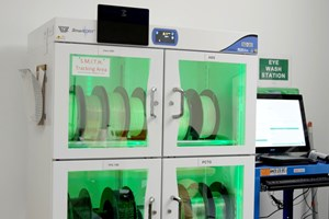 Essentium's DryBox Stores, Protects 3D Materials
