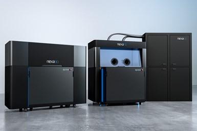 Nexa3D's QLS-350 system