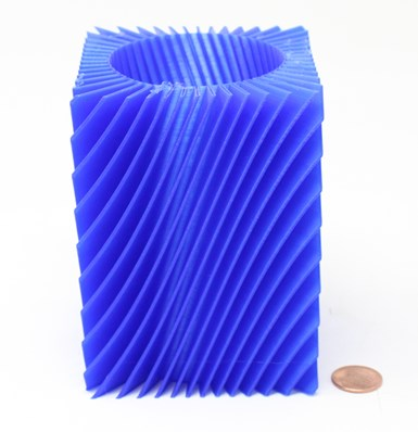 3d printed vase or organizer