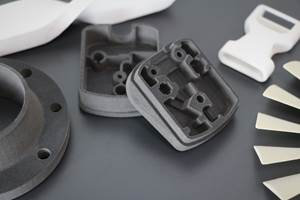 Partnership Brings Thermoset Powders to Selective Laser Sintering