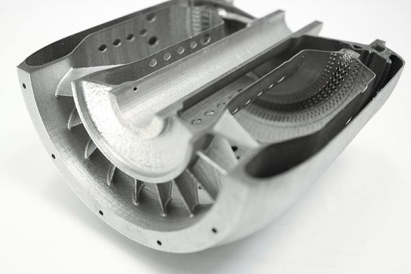 This 3D Printed Turbine Replaced 61 Parts With 1: Here Is What That Means image