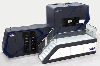 SLM Solutions NXG XII 600