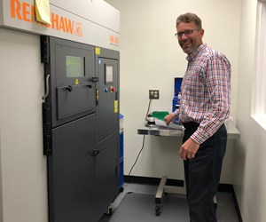 Drone Engine Maker Illustrates How Additive Manufacturing Well Suited to OEMs
