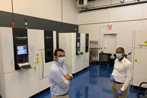 For EBM Implant Manufacturer, Growth Is Built into the Plan