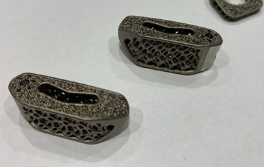 3d printed spinal implants