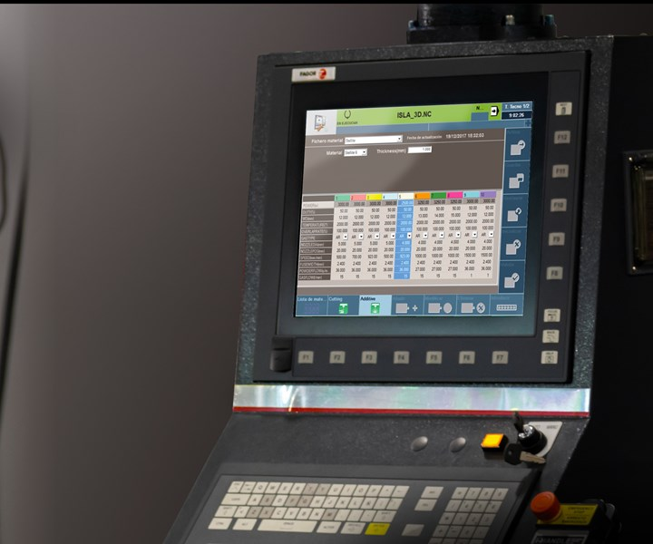 Fagor Automation machines