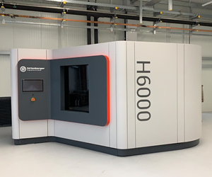 Hirtenberger H600 Simultaneously Finishes Parts with Two Different Materials