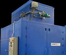 Lewco Batch Ovens Provide Airflow Distribution Techniques