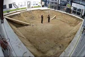 Why Dig a Pit in an Additive Manufacturing Facility?