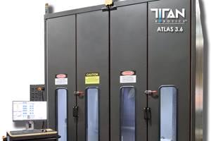 Titan Robotics Launches Large-Format Atlas 3D Printer