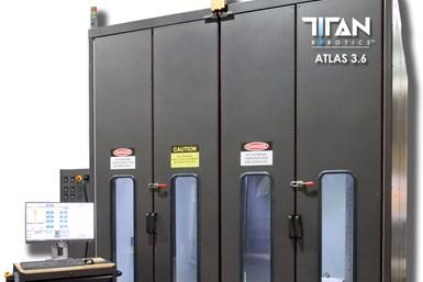 Titan Robotics Atlas 3.6 3D printer