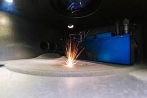 ESPRIT CAM, Alma CAM Partner for Robot Additive DED Programming