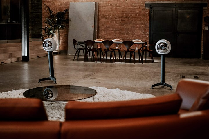 node audio Hylixa speakers