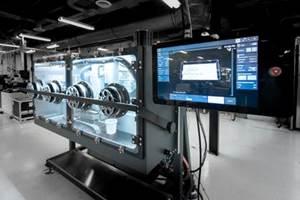 Desktop Metal's P-1 3D Printer Bridges Development, Production