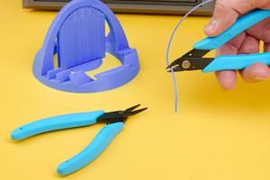 Xuron Hand Tools Cut Filament Flat, Remove Supports