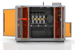 Inkbit Vista 3D Printing System Offers Vision-Controlled Jetting Solution