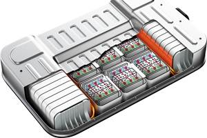 3D Printed Battery Electrodes Could Drive Electric Vehicles Forward