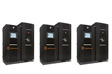 GE Additive A2X printers