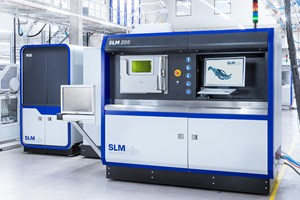 AMEXCI, SLM Solutions Strengthen Collaboration on AM Case Studies