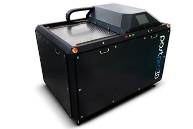 PostPro 3D chemical vapor smoothing machine