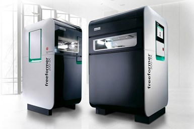 As a new partner of Arburg Inc., the Würth Additive Group distributes the Freeformer in the U.S. and Canada.