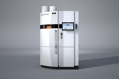 EOS Formiga P110 Velocis industrial 3D printer