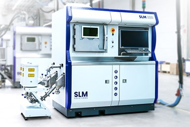 Elementum 3D recently implemented an SLM280 system to test and define new powder development.