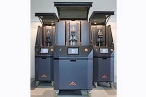 Photopolymer Printers, Open Access Software Enable New Applications
