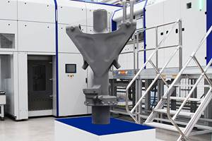 Safran, SLM Solutions Test Technology for Large Airplane Component