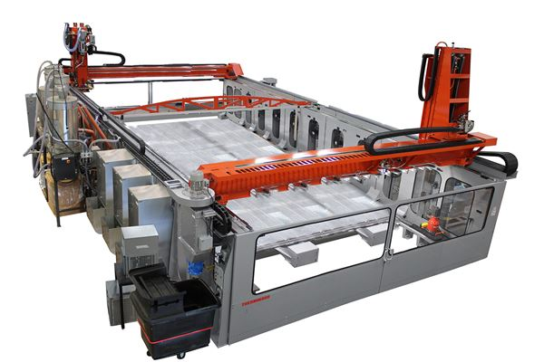 Thermwood Adds Larger Printers to LSAM Product Line image