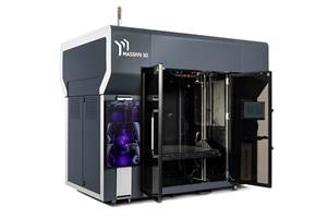Massivit 5000 Expedites Large-Scale 3D Printing