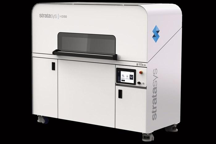 Stratasys H350 3D Printer Delivers Production-Grade End-Use Parts