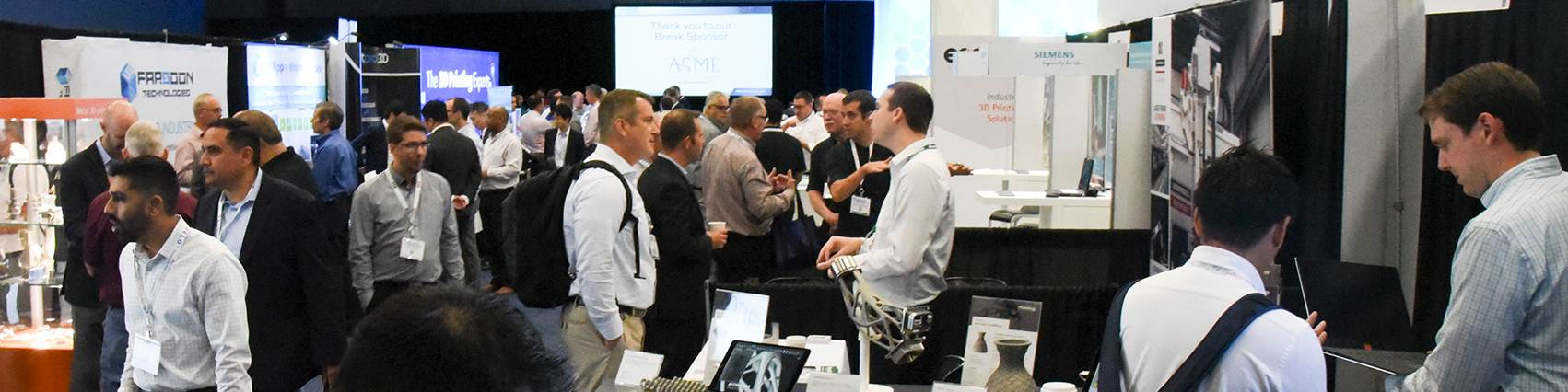 Registration is now open for the Additive Manufacturing Conference + Expo 2021 set for Oct. 12-14, 2021, in Cincinnati, Ohio.