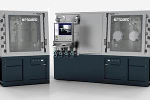 Optomec Metal 3D Printers Designed for Research, Production