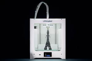 Ultimaker 2+ Connect 3D Printer Offers Seamless Digital Workflow