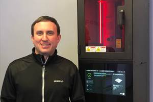 For Stratasys, Acquisition of Origin Part of Strategy Focused on Production and Polymer Materials