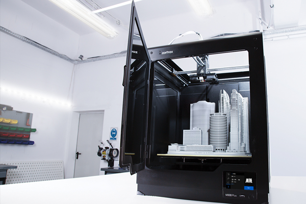 Zortrax Printers Simplify Green Heating System Prototyping image