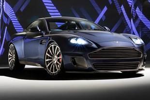 3D Printing Allows Special Version of Aston Martin Vanquish