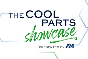 The Cool Parts Showcase logo
