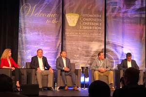 Keynote selected for SPE Automotive Composites Conference and Exhibition 2020 virtual event