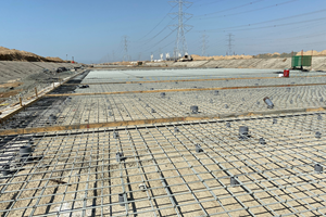 Composite rebar for future infrastructure