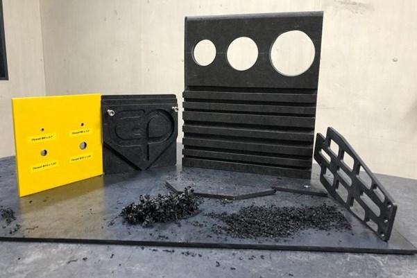 BM-5 carbon fiber laminate board