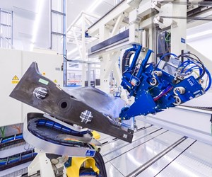 Rolls-Royce starts manufacture of world's largest fan blades, made with composites, for UltraFan demonstrator