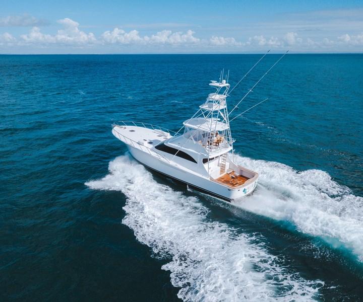 ATL Composites yacht